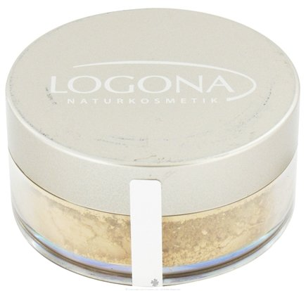 DROPPED: Logona - Loose Face Powder 01 Beige - 7 Grams CLEARANCE PRICED