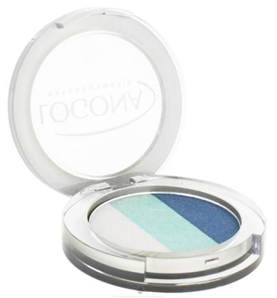 DROPPED: Logona - Eyeshadow Trio 04 Ocean - 4 Grams CLEARANCE PRICED