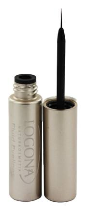 Logona - Fluid Liquid Eyeliner 01 Black - 4 ml.