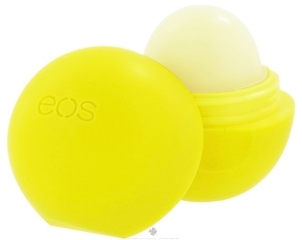 Eos Evolution of Smooth - Lip Balm Sphere Lemon Drop 15 SPF - 0.25 oz.