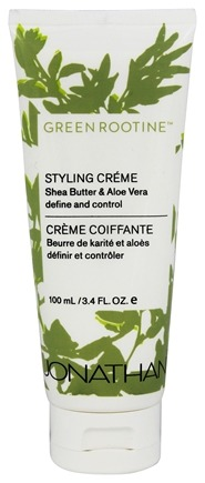 DROPPED: Jonathan Product - Green Rootine Styling Creme - 3.4 oz.