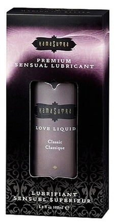 DROPPED: Kama Sutra - Love Liquid Premium Sensual Lubricant Classic - 3.4 oz. CLEARANCE PRICED