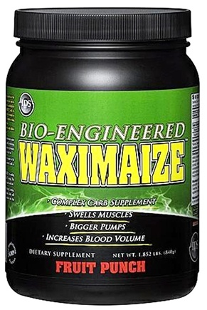 DROPPED: New Whey - Bio-Engineered Waximaize Fruit Punch - 1.85 lbs. CLEARANCE PRICED