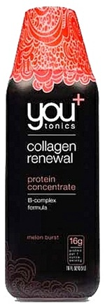 DROPPED: YouTonics - Collagen Renewal Protein Concentrate Melon Burst - 16 oz.