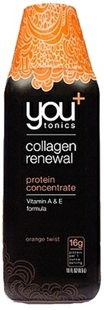 DROPPED: YouTonics - Collagen Renewal Protein Concentrate Orange Twist - 16 oz.