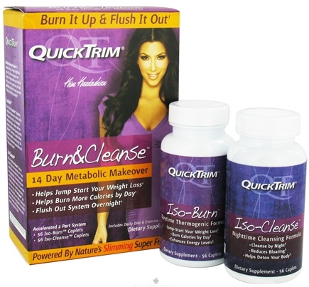 DROPPED: Kardashian - Quick Trim Burn and Cleanse 14 Day Metabolic Makeover