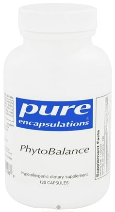 DROPPED: Pure Encapsulations - PhytoBalance - 120 Capsules CLEARANCE PRICED