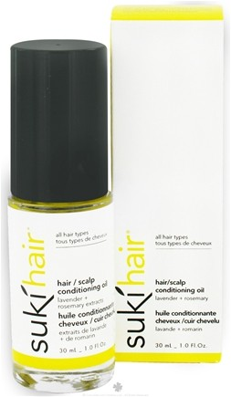 DROPPED: Suki Skincare - Hair/Scalp Conditioning Oil - 1 oz. CLEARANCE PRICED
