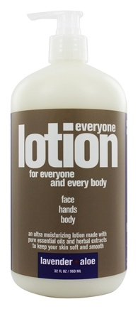 EO Products - Everyone Lotion Lavender and Aloe - 32 oz.