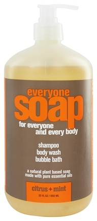 EO Products - Everyone Soap Citrus and Mint - 32 oz.