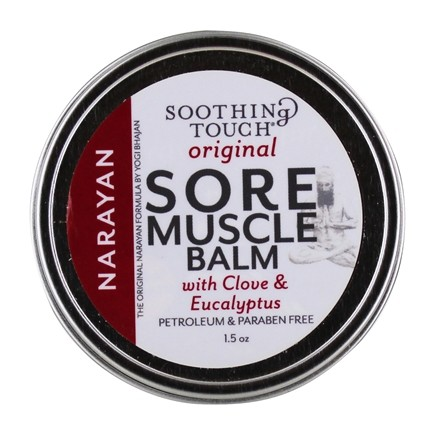 DROPPED: Soothing Touch - Narayan Balm Regular Strength - 1.5 oz.