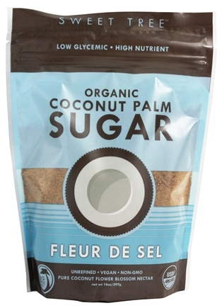 Big Tree Farms - Organic Coconut Palm Sugar Fleur De Sel - 14 oz.