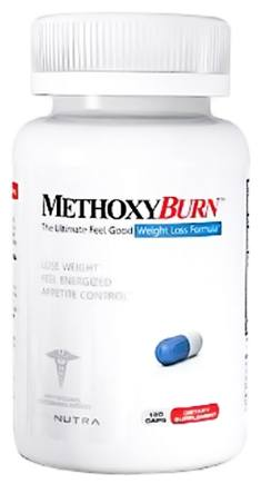 DROPPED: Pro Nutra - MethoxyBurn - 120 Capsules CLEARANCE PRICED
