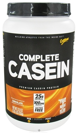 DROPPED: Cytosport - Complete Casein Chocolate - 2 lbs. CLEARANCE PRICED