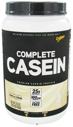 DROPPED: Cytosport - Complete Casein Vanilla Creme - 2 lbs. CLEARANCE PRICED