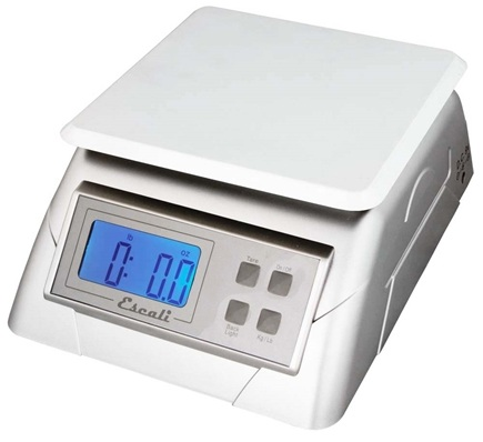 Escali - Alimento Digital Food Scale 136DK