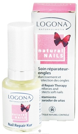 DROPPED: Logona - Natural Nails Nail Repair Therapy - 0.34 oz.
