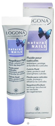 DROPPED: Logona - Natural Nails Cuticle Fluid - 0.51 oz. CLEARANCE PRICED