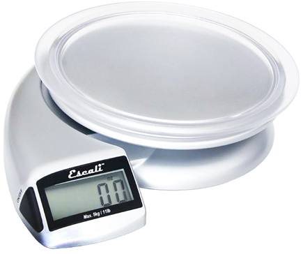 DROPPED: Escali - Pennon Digital Food Scale 115P - CLEARANCE PRICED