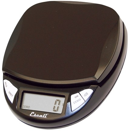 DROPPED: Escali - Pico Digital Pocket Scale N115MB Midnight Black