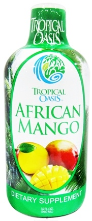 DROPPED: Tropical Oasis - African Mango - 32 oz. CLEARANCE PRICED