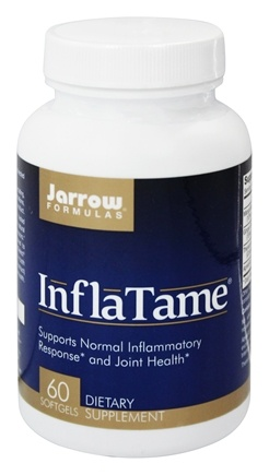 DROPPED: Jarrow Formulas - InflaTame - 60 Softgels