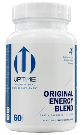 Uptime Industries - Original Energy Blend - 60 Caplets