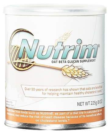 DROPPED: Nutrim - Oat Bran Beta Glucan Supplement - 8 oz.