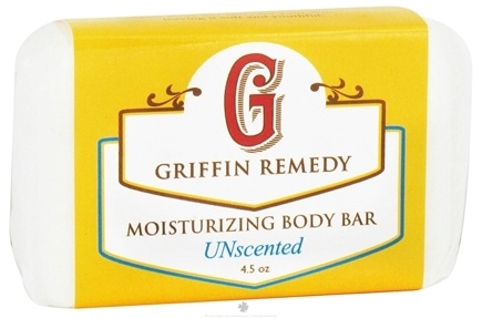 DROPPED: Griffin Remedy - Moisturizing Body Bar Unscented - 4.5 oz.