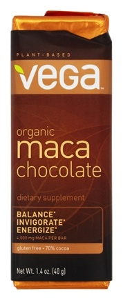 DROPPED: Vega - Maca Chocolate Bar - 1.4 oz.