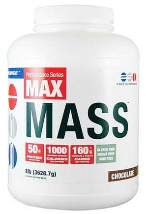 DROPPED: SEI Pharmaceuticals - Max Mass Maximum Mass Building Formulation Chocolate - 8 lbs.