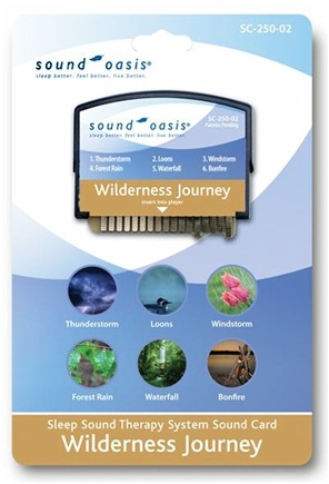 Sound Oasis - Sound Card Wilderness Journey SC-250-02