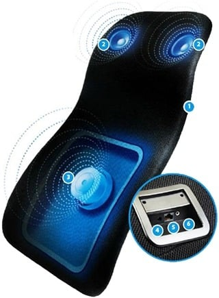 Sound Oasis - Vibroacoustic Therapy System VTS-1000
