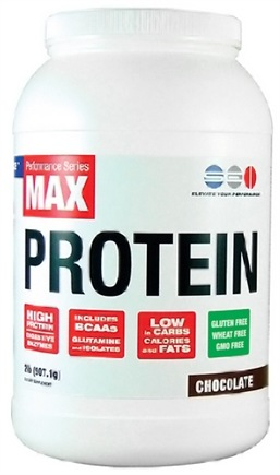 DROPPED: SEI Pharmaceuticals - Max Protein Maximum Muscle Building Formulation Chocolate - 2 lbs.