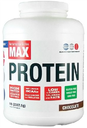 DROPPED: SEI Pharmaceuticals - Max Protein Maximum Muscle Building Formulation Chocolate - 5 lbs.