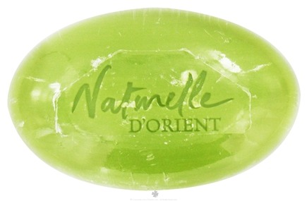 DROPPED: Naturelle d'Orient - Gentle Soap With Argan Oil Green Tea Scent - 4.4 oz. CLEARANCE PRICED
