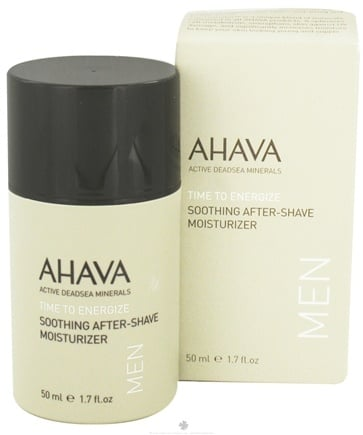 DROPPED: AHAVA - Men's Soothing After Shave Moisturizer - 1.7 oz. CLEARANCE PRICED