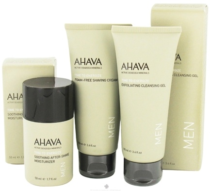 DROPPED: AHAVA - Men's Travel Kit - CLEARANCE PRICED