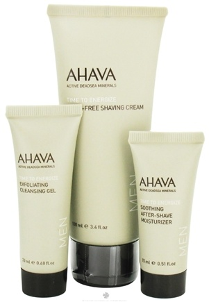 DROPPED: AHAVA - Starter Kit For Men - CLEARANCE PRICED