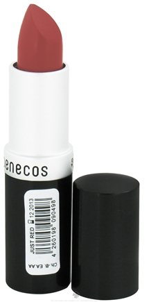DROPPED: Benecos - Natural Lipstick Just Red - 4.5 Grams