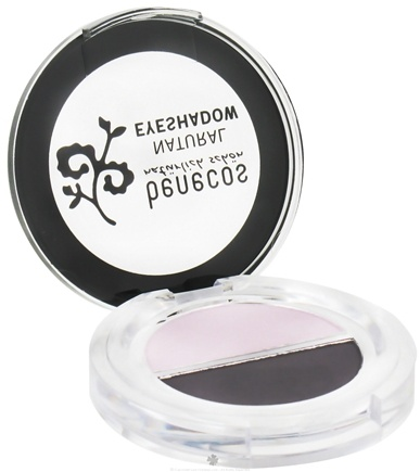 DROPPED: Benecos - Natural Duo-Eyeshadow Fruits Pink/Lavender - 1.05 Grams CLEARANCE PRICED