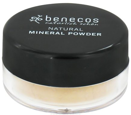 DROPPED: Benecos - Natural Mineral Powder Sand - 10 Gram(s) CLEARANCE PRICED
