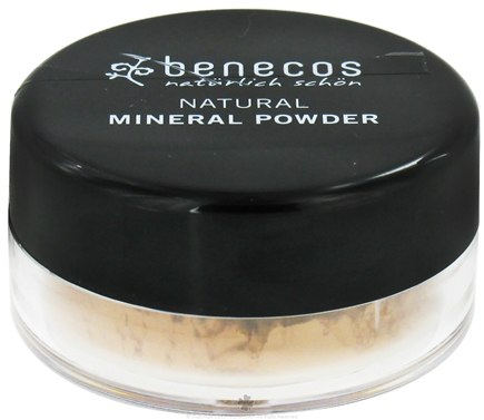 DROPPED: Benecos - Natural Mineral Powder Medium Beige - 10 Gram(s)