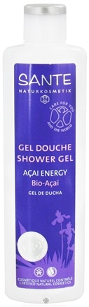 DROPPED: Sante - Shower Gel Acai Energy - 6.8 oz. CLEARANCE PRICED