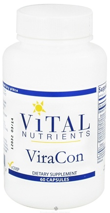 DROPPED: Vital Nutrients - ViraCon - 60 Capsules