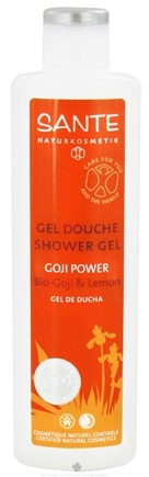 DROPPED: Sante - Shower Gel Goji Power - 6.8 oz. CLEARANCE PRICED