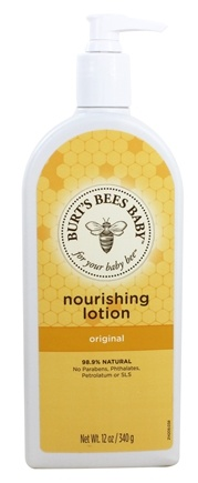 DROPPED: Burt's Bees - Baby Bee Nourishing Lotion Original - 12 oz.