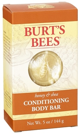 Burt's Bees - Body Bar Conditioning Honey & Shea Butter - 5 oz.