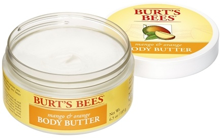 DROPPED: Burt's Bees - Body Butter Mango & Orange - 6.5 oz.