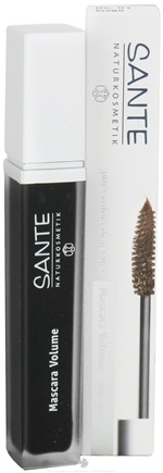 DROPPED: Sante - Mascara Volume 01 Brown - 7 ml. CLEARANCE PRICED